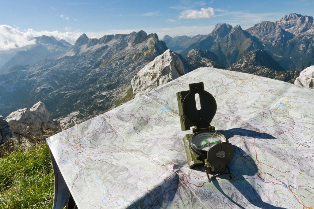 Tactical Game Corso di cartografia