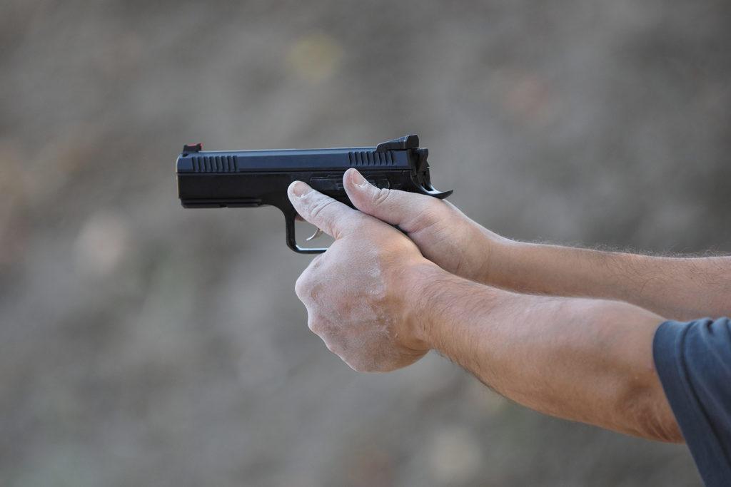 Tactical Game Corso di tiro dinamico Bronzo
