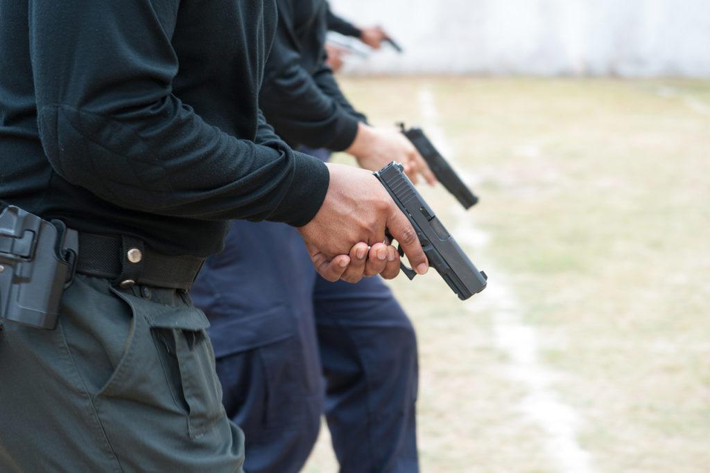 Tactical Game Corso di tiro base difensivo