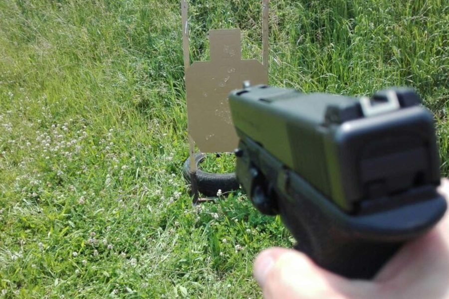 Corso di tiro dinamico Mini Bronzo