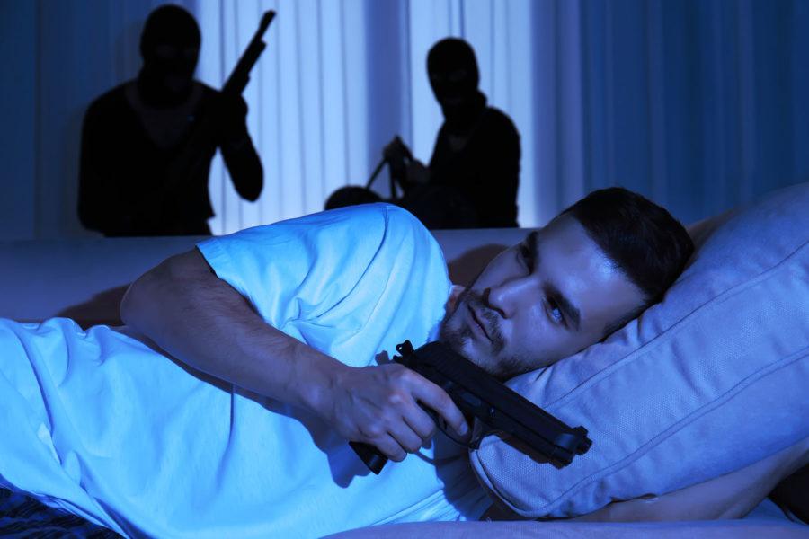 Corso di difesa abitativo con arma