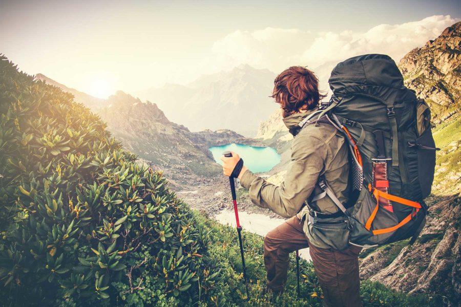 Corso di sopravvivenza Hike & Survive avanzato