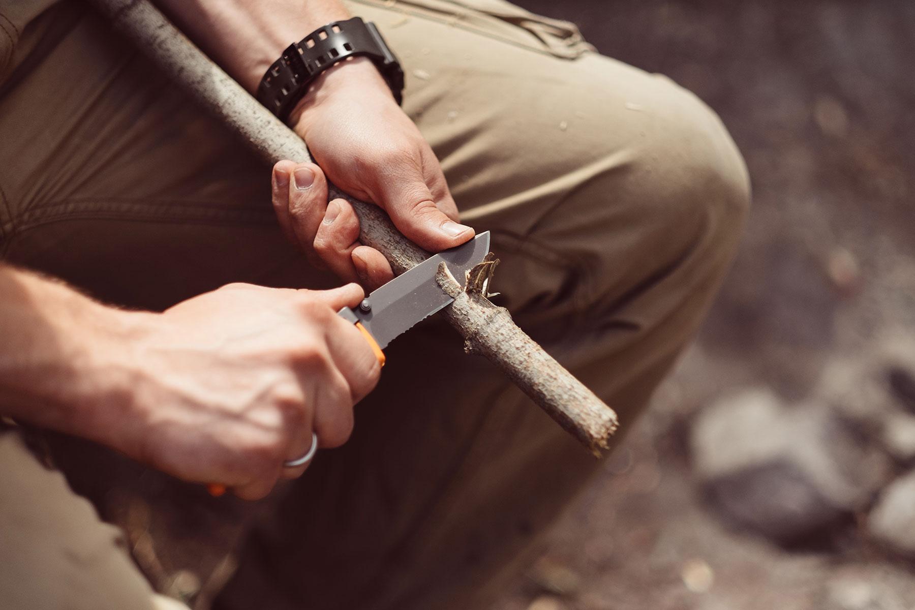 Tactical Game Corso di sopravvivenza Hike & Survive base