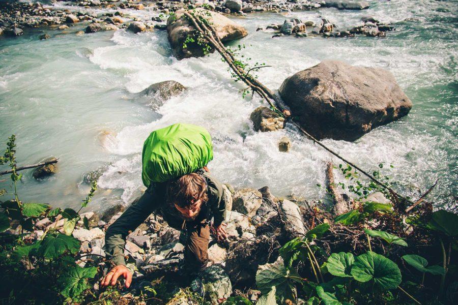 Corso di sopravvivenza Hike & Survive intermedio