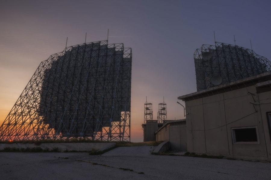Ace High System Stazione Troposcatter IDGZ