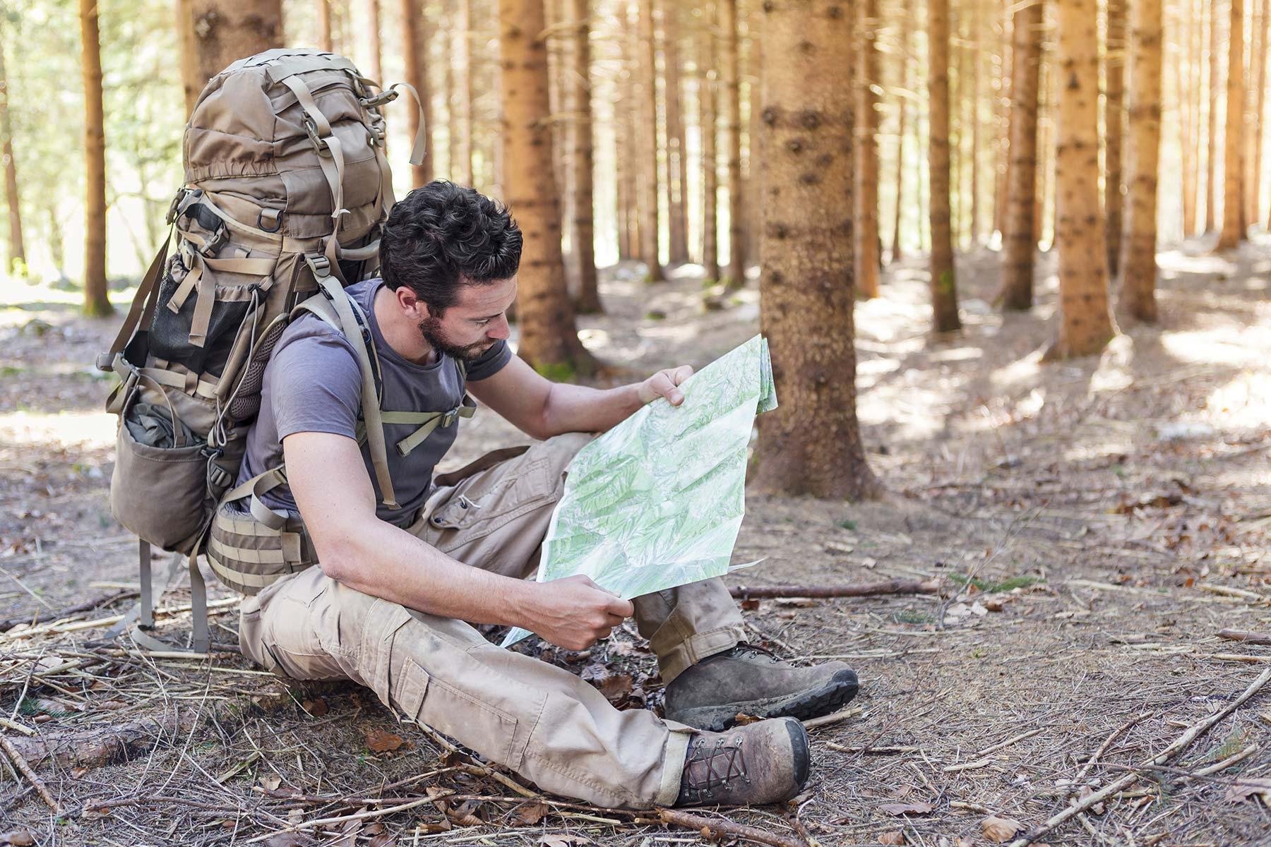 Tactical Game Corso di orientamento e navigazione per escursionisti