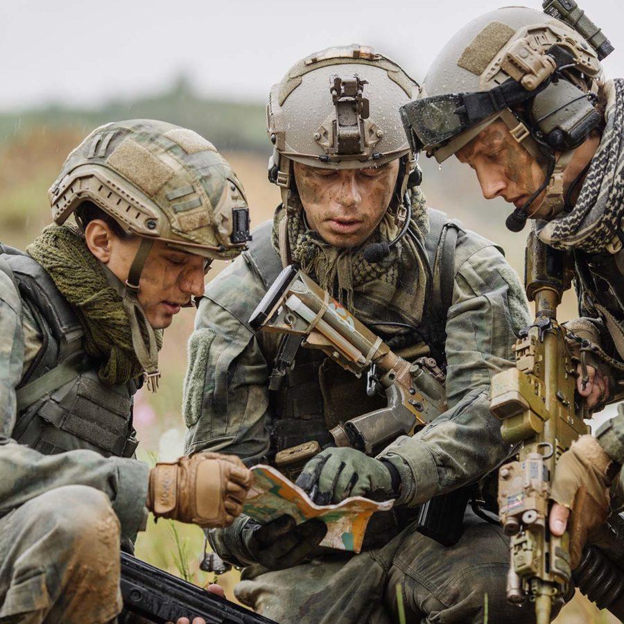 Corso di orientamento e navigazione tattica Military per Softair – Lasertag